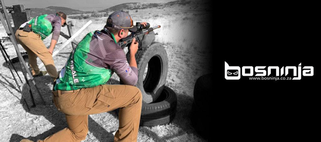 Long range shooting portfolio