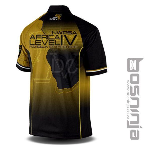 africa champs shooter shirt